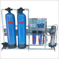 1000 LPH Automatic RO Plant