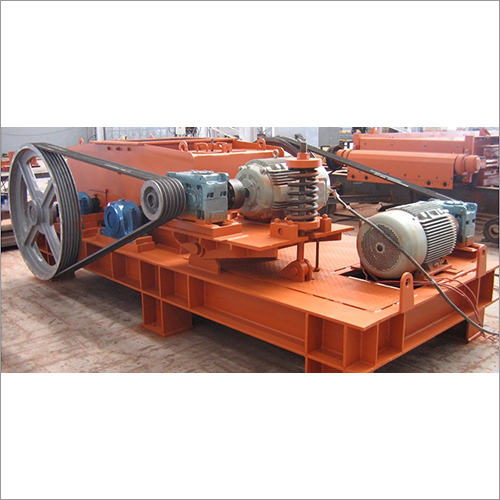 Industrial Double Roll Crusher