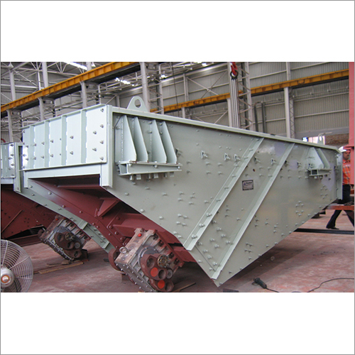 Industrial Grizzly Feeder