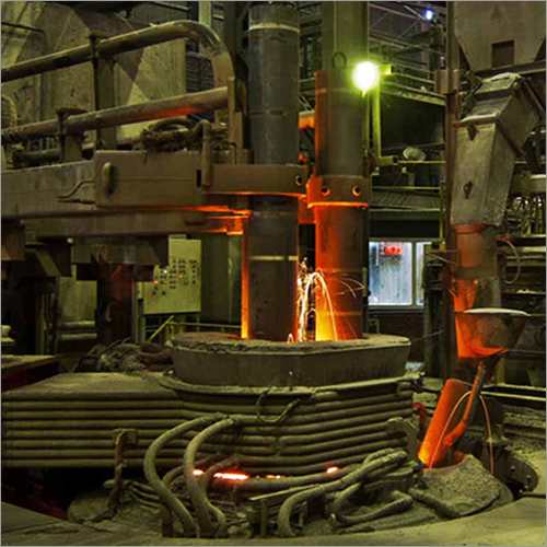 Industrial Ladle Refining Furnace Machine