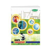 Sundaram Laboratory Book - Big (Graph) - 74 Pages (P-3G)
