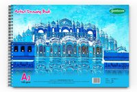 Sundaram Artist Drawing Book - A3 - 100 Pages (D-12)