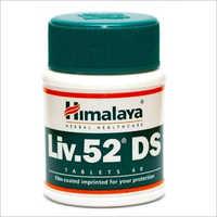 Himalaya Liver 52 DS Tablets