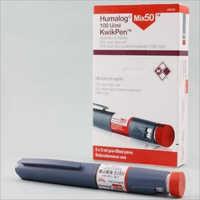 Humalog 3.5 mg Mix 50 Kwik Pen