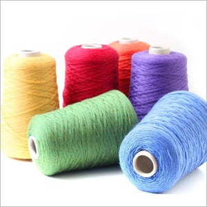 Recycle Dyed Cotton Yarn