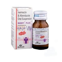 Ivermectin and Albendazole Oral Suspension