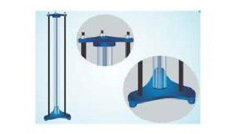 VISCOSITE APP STOCKS METHOD WITH BOROSIL GLASS TUBE
