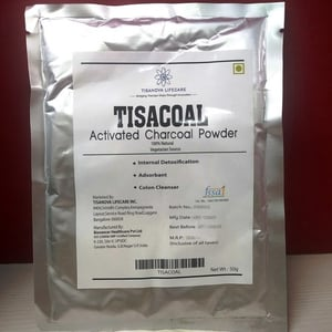 Activated Charcoal Sachet