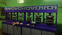 Semi Automatic Areca Plate 6 Die Machine