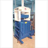 Hydraulic Baler Machine