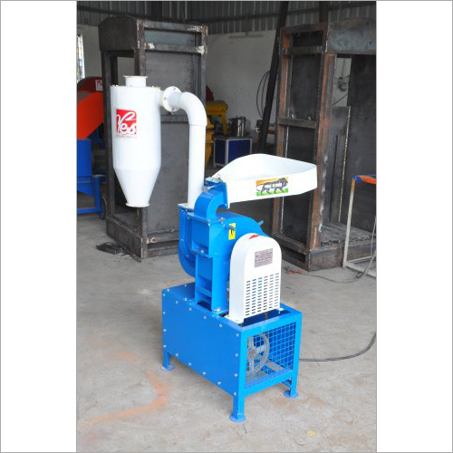 Red Chilli Powder Pulverizer with Water Cooler