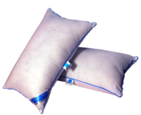 Cotton pillow 17 x 27 inches