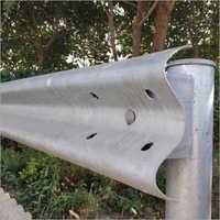 Road Safety W Beam Crash Barrier