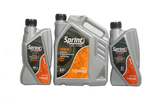 Engine Oil 10W40  Semi Synthetic for two wheeler