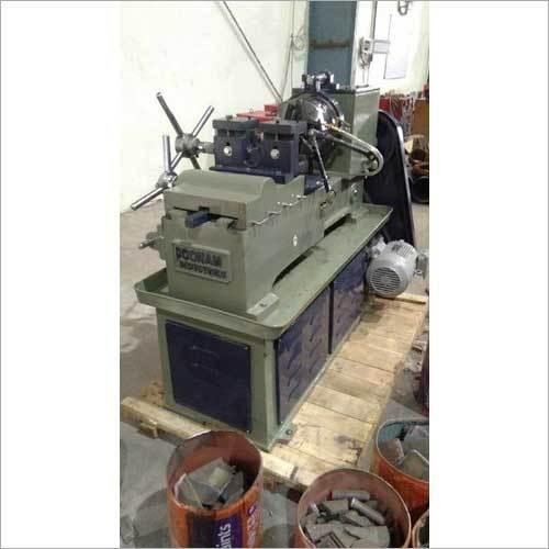 Rebar TMT Threading Machine