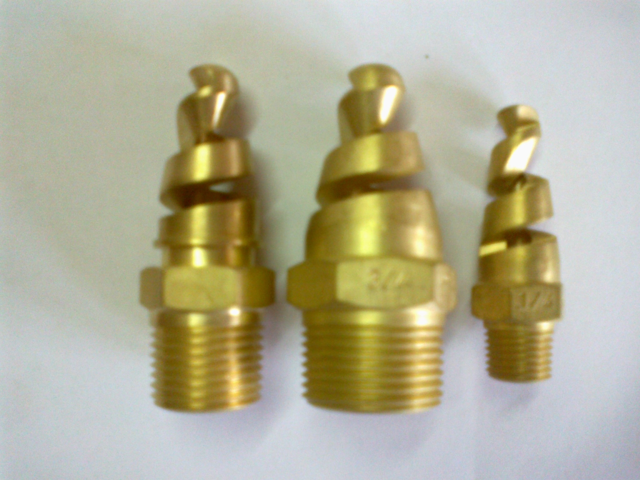 SS Spiral Nozzle