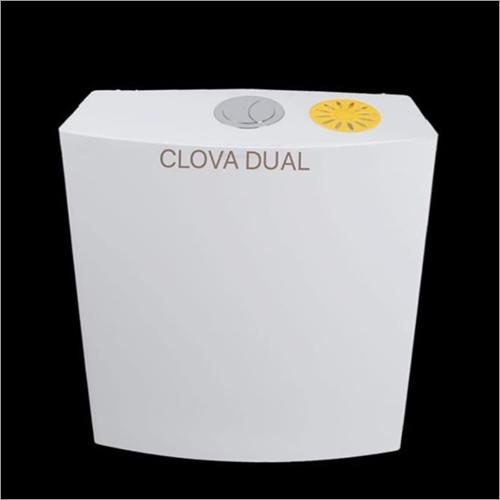 Clova Dual Flush Tank