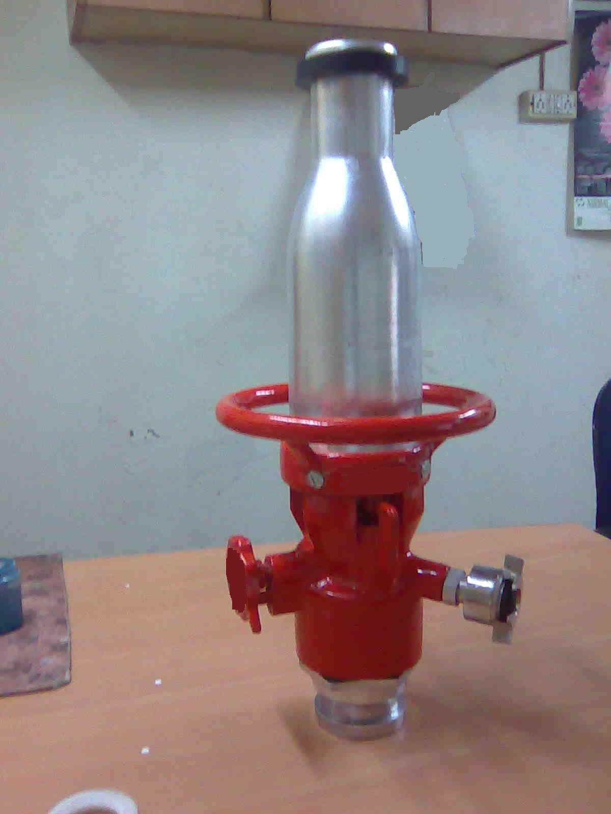 FB  5X    Foam Nozzle