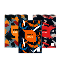 Sundaram Sketch Drawing Book - A4 - 36 Pages (D-9)