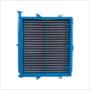 Generator Cooler With Aluminium Extruded Finned Tubes