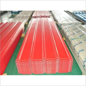 Aluminium Color Coated Roofing Sheet