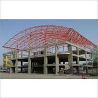 Mild Steel Building Structure