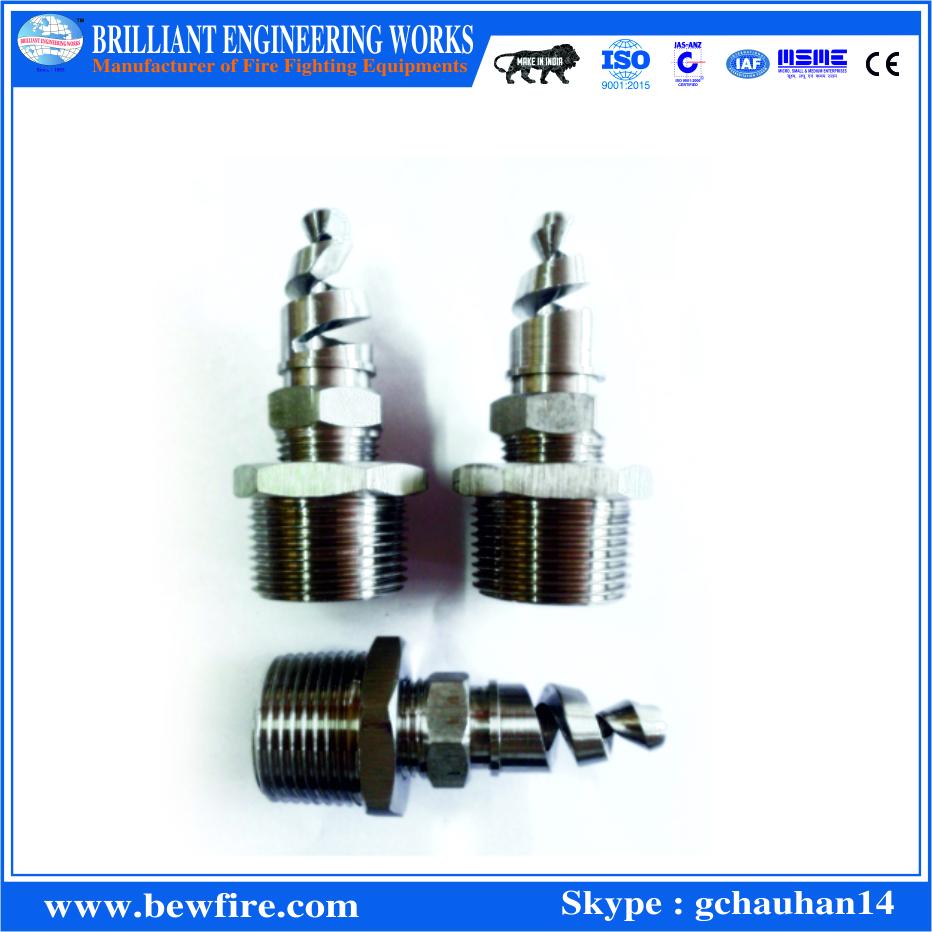 PVC Spiral Nozzle