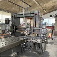 Used Plano Miller Machine