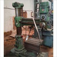 Used Radial Drill Machine