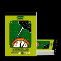 Sundaram Scribbling Pad 1/8 - 80 Sheets (SP-8)