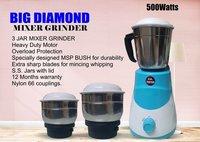 Mixer grinder-500 watt