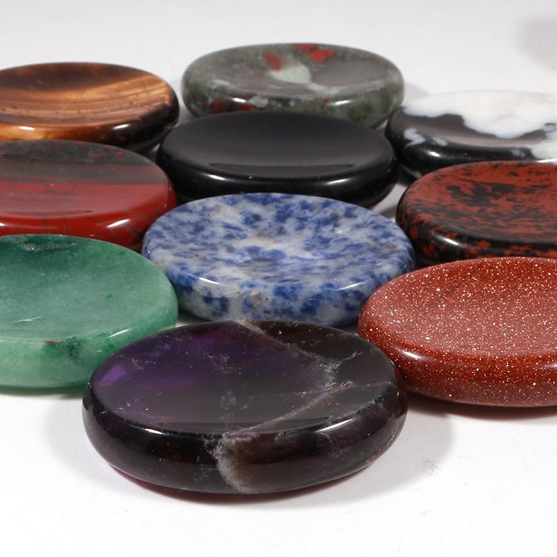 Chakra Worry Stone