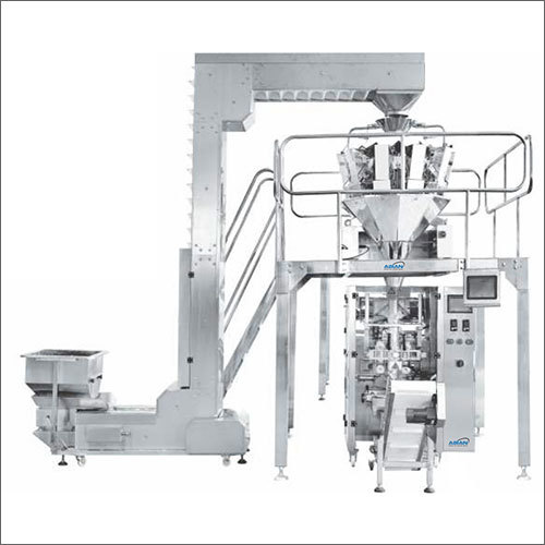 Collar Type Multihead Weigher Machine