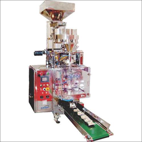 Collar Type Fully Pneumatic Cup Filler Machine