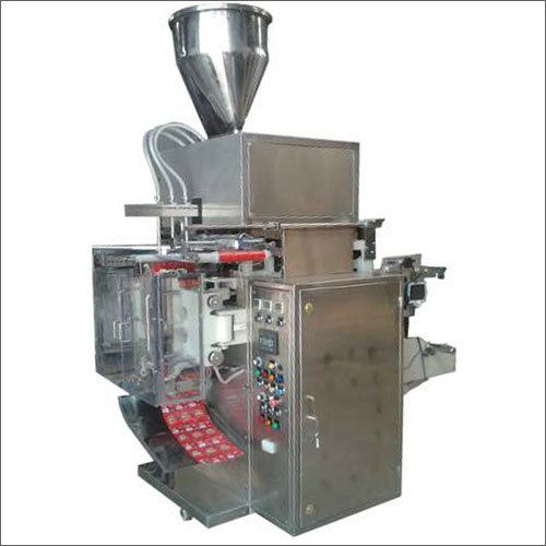 Stainless Steel Multi Track Packing Machine