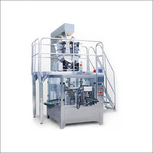 Industrial Automatic Rotary Pouch Packing Machine