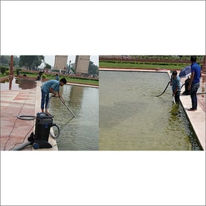 Commercial Swimming Pool Cleaning Services