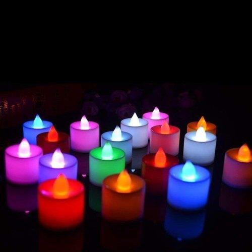 Candles Diwali Light