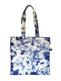Tie-Dye Cotton Shopping Bag