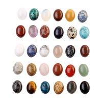 Amethyst  quartz crystal  cabochon