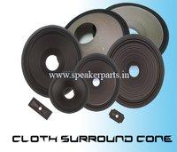 Cloth Edge Speaker Cone