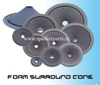 Foam Edge Speaker Cone