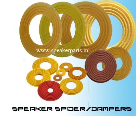 Dampers Spiders