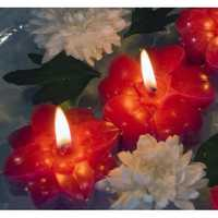 Decorative Floating Candle Moulds