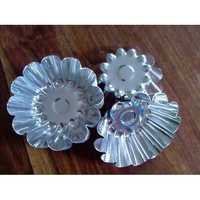 Silver Candle Moulds