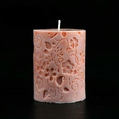 Designer Flower Candle Moulds