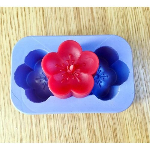 Flower Floating Candle Moulds