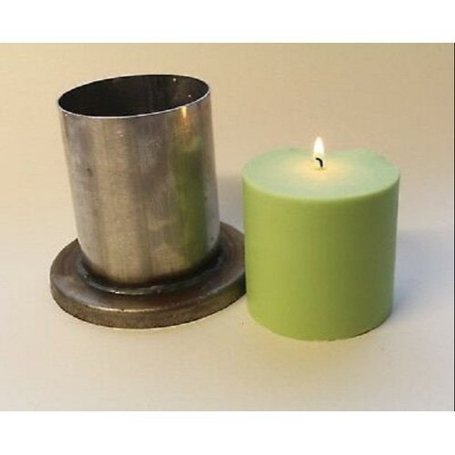 Pillar Candle Making Moulds