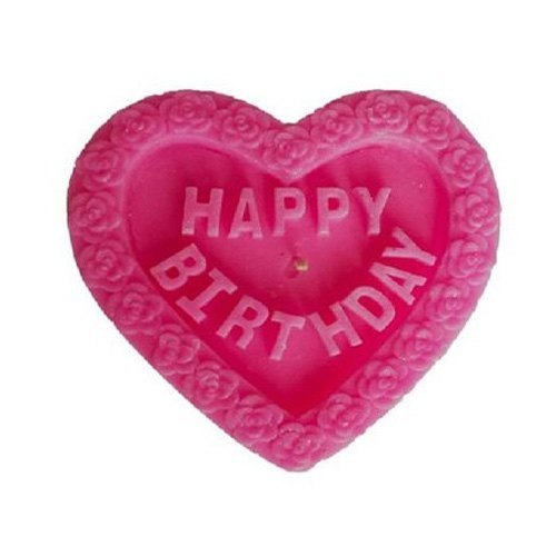 Scented Birthday Candle Moulds