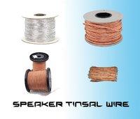 Speaker Tinsel Wire